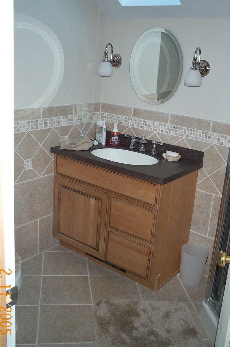 Custom Bathroom (22)