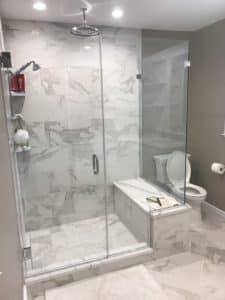 New Jersey full bath remodel and renovation